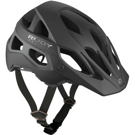 Rudy Project Protera Fietshelm, black-anthracite matte